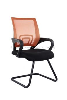 Netting visitor chair AIM12VMM