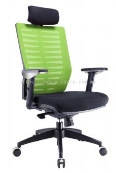 Presidential High back chair AIM1HB-Leaf