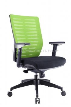 Presidential Medium back chair AIM1MB-Leaf
