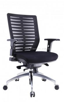 Presidential medium back chair AIM2MB-Leaf