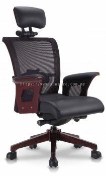 Presidential high back mesh chair AIM6601-CV
