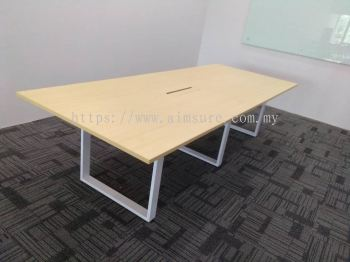 Conference table with Square leg
