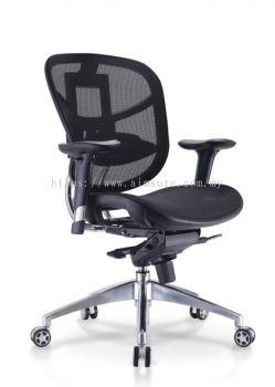 Presidential medium back mesh  chair AIM8MB-Q