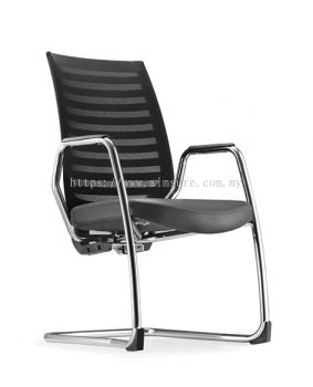 Presidential Visitor Netting chair AIM 8214L-ACB
