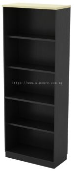 Open shelf cabinet 5 tiers T2