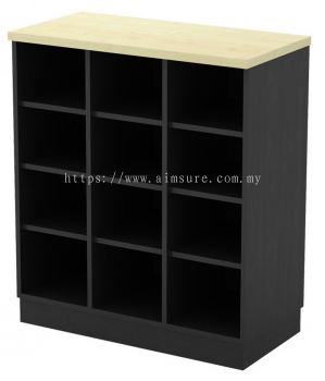 Pigeon Hole Low Cabinet T2