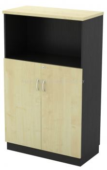 T2 Semi Swinging Door Medium Cabinet