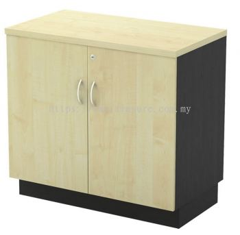 Low cabinet swinging door T2