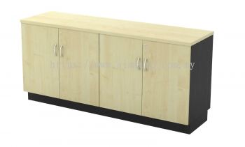 Dual Swinging Door Low Cabinet T2