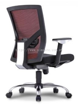 Presidential medium back mesh chair AIM2MB-EVO