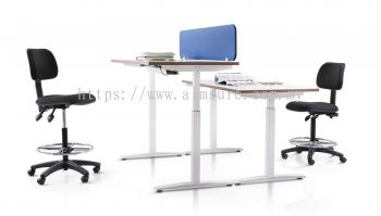 Scilla Electric adjustable height table 2