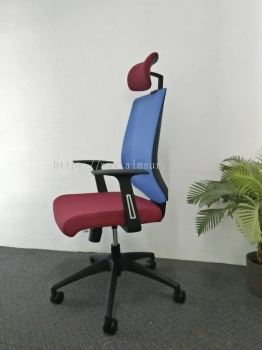 Mesh high back chair AIM2755H