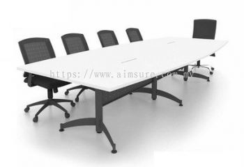 Conference table with Taxus leg