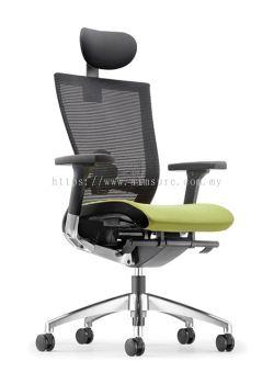 MX Presidential high back chair AIM8111N-AHB