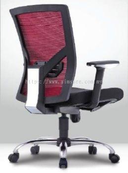 Presidential medium back mesh chair AIM2MB-EVO