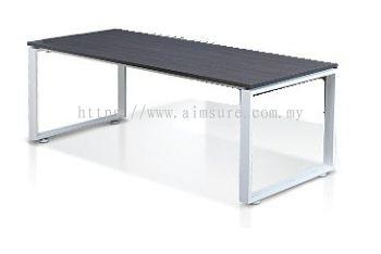 Rectangular writing table with  Cassia leg 1