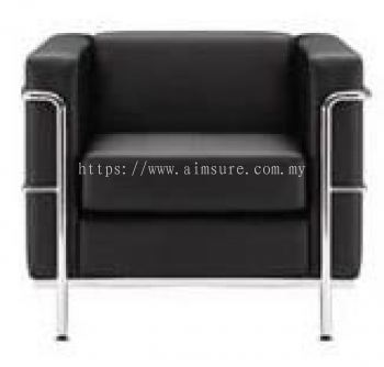 Arfino Single Seater Office Sofa (AIM015-1)