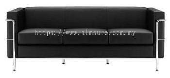 Arfino 3 Seat Office Sofa (AIM015-3)