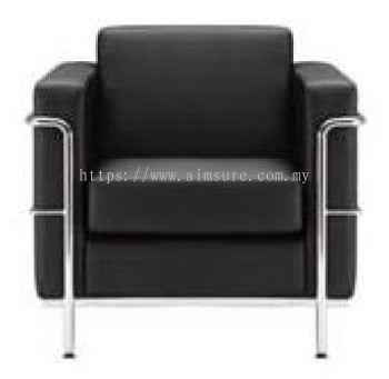 Arfino Office Leather Sofa (AIM015H-1)