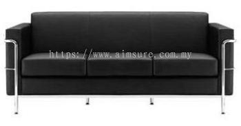 Arfino 3 Seater office sofa (AIM015H-3)