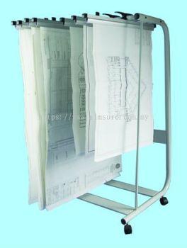 Plan Hanger Stand