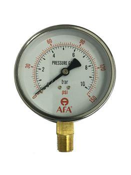 AFA General Pressure Gauge