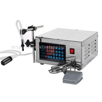 W-F700-Y1 magnetic pump liquid filling machine-1ml to unlimited volume range