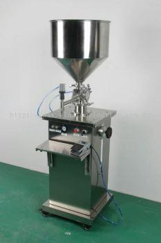 W-F700-3150 50-500ml vertical paste piston filling machine/ explosion proof liquid filling machine
