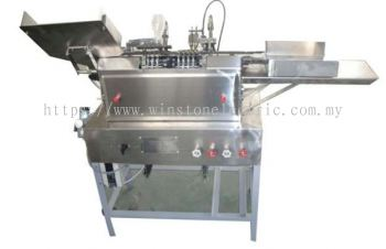 W-F700-AP5-10 5-10ml two needles Ampule filling and sealing machine