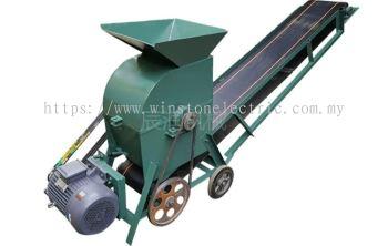 W-W280 mud stone crusher machine