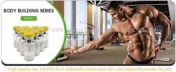 High quality citrato sildenafill cas 139755-83-2 pure 99% raw Sildenafil male powder