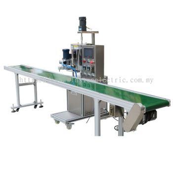 soap gear pump filling machine