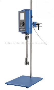 W-H500D lab mixer homogenizer with high speed high shear effect