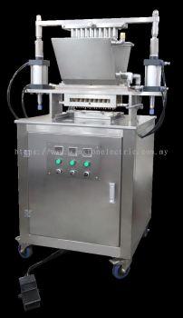 Candy Depositor Cbd/ Vitamin Gummy Bear Making Machine