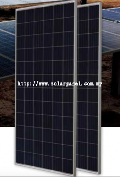 335W SOLAR PANEL POLYCRYSTALLINE 72 CELL MODULES