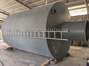 F.R.P Oil Tank
