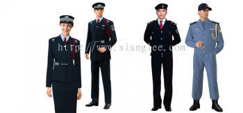 Sarcurity Guard Uniform
