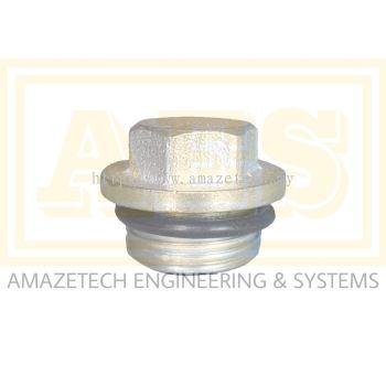 Oil Fill Plug c/w O-Ring RA 0160