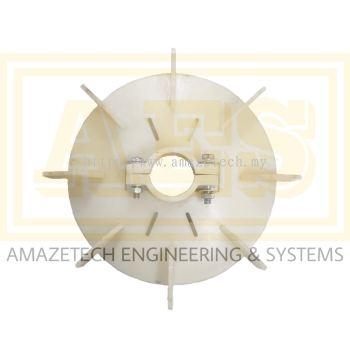 Axial Fan (Motor Side) RA 0025