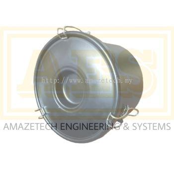 Inlet Filter Housing L-Type MVO-031/041/064