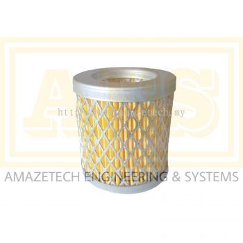 Inlet Filter Element (Paper)-Mesh Screen (X) 532 000 005 / 532000005