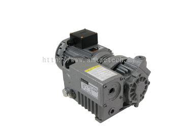 AES D-OS-020 Oil Rotary Vane Vacuum Pump / Lubricated Rotary Vane Vacuum Pump
