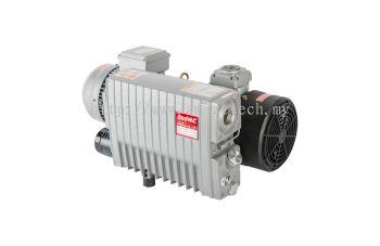 AES D-OS-030 Oil Rotary Vane Vacuum Pump / Lubricated Rotary Vane Vacuum Pump