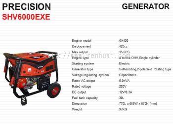 Precision Generator