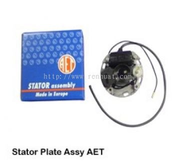 070 Stator Plate Assy