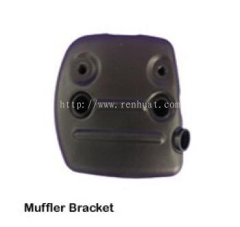 H365 Muffler Bracket