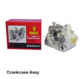 MS381/038/380 Crankcase Assy