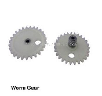 MS381/MS180/038 Worm Gear
