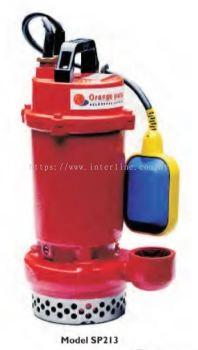 Orange SP200 / SP213 Submersible Pump