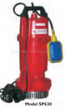 Orange SP630 Submersible Pump